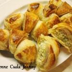 Croissanty z Jajecznica w...