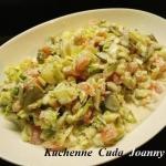 Surowka z Salaty Lodowej
