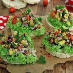 Salatka sledziowa z awoka...