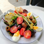 Francja - Salade niçoise...